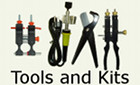 welding kits and installation tools