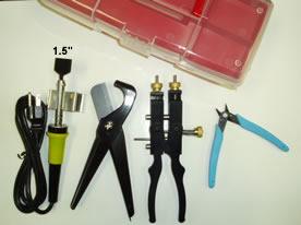 Belt Splicing Kits Belt Welding Tools Heat Wand